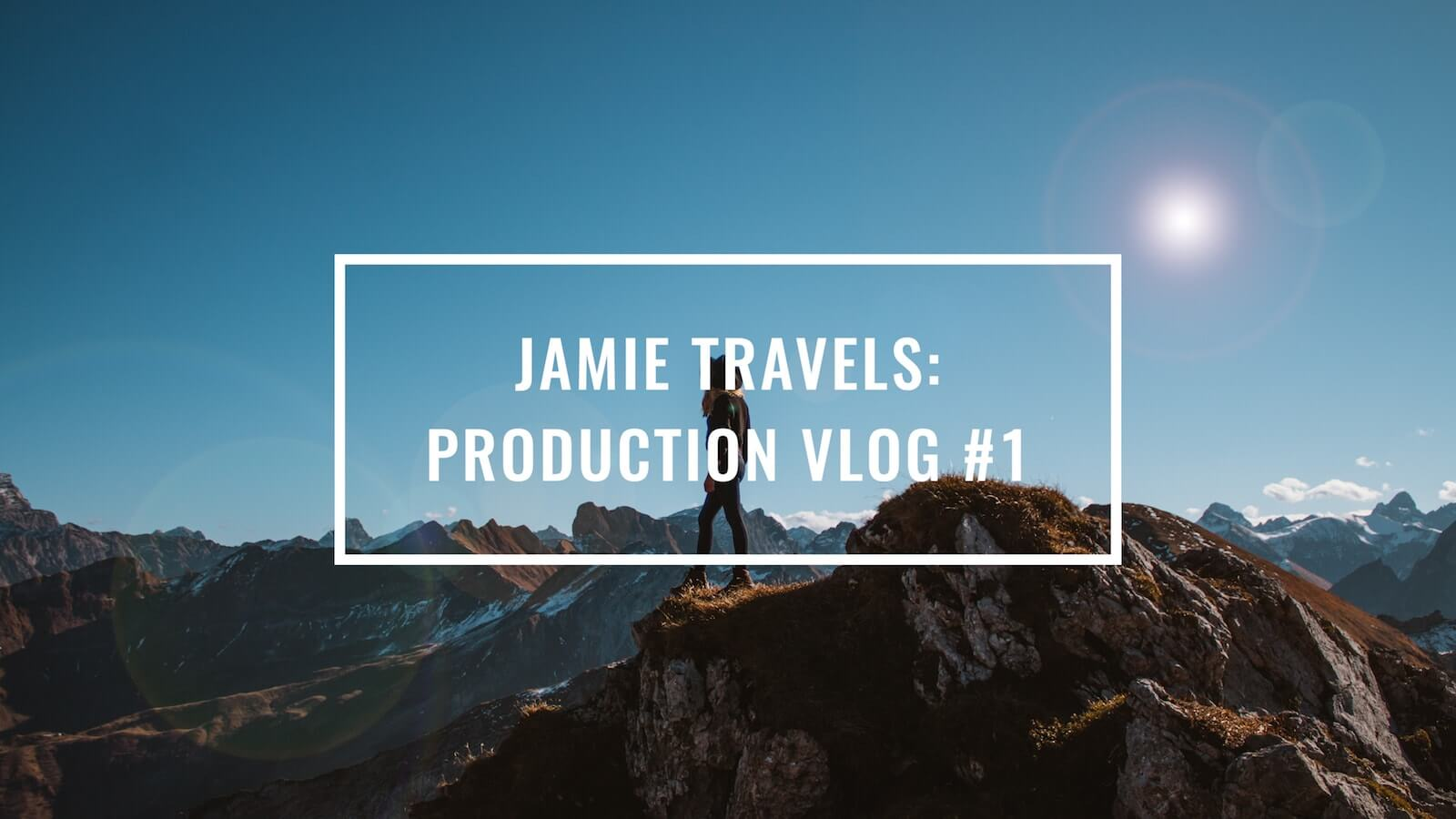 Youtube Intro Templates You Need For Your Channel [FREE Template] - Adobe Premiere Pro - Jamie's Vlog - StudioBinder