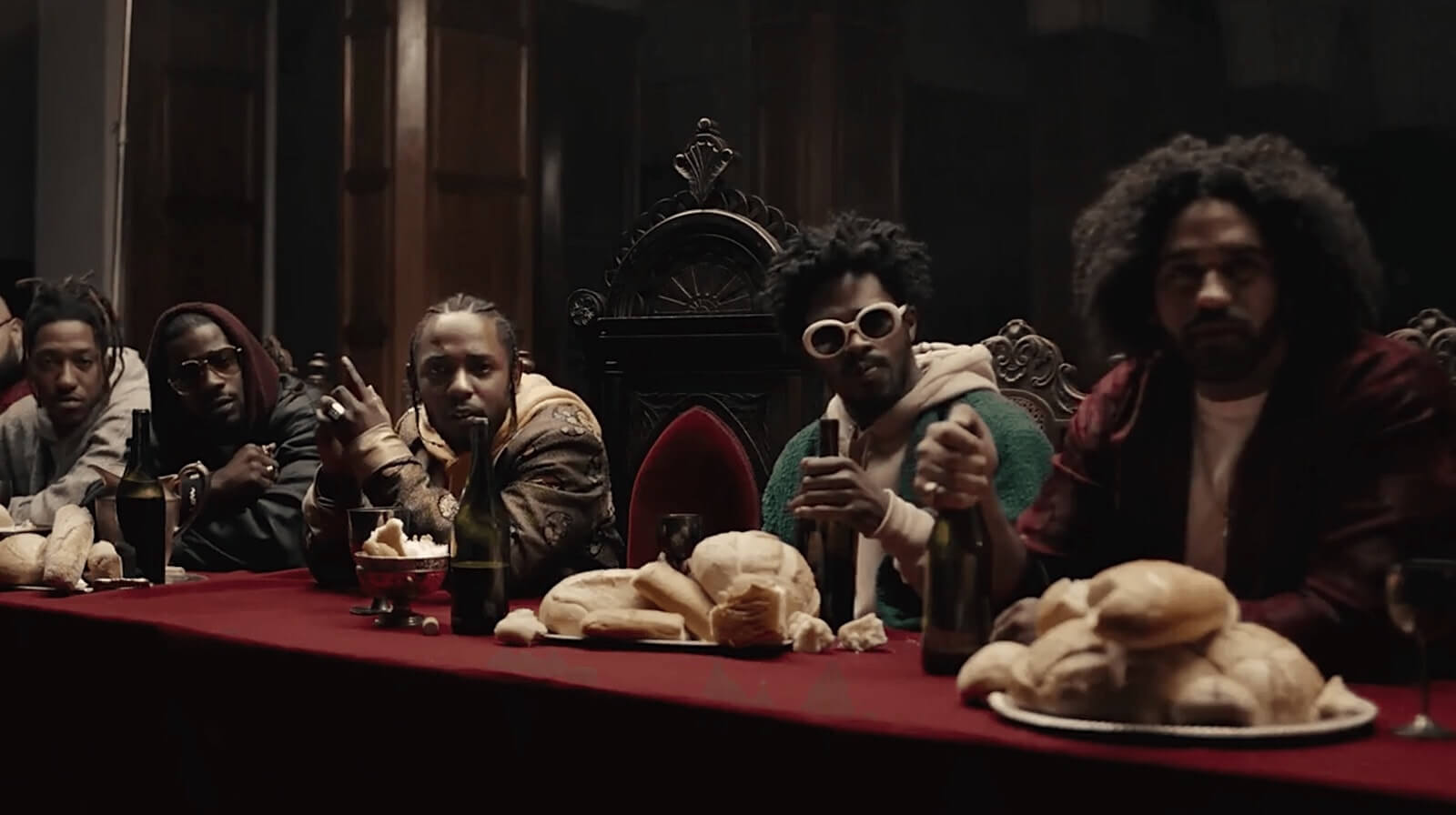Best Music Videos for Video Creatives - Kendrick Lamar - Humble 2