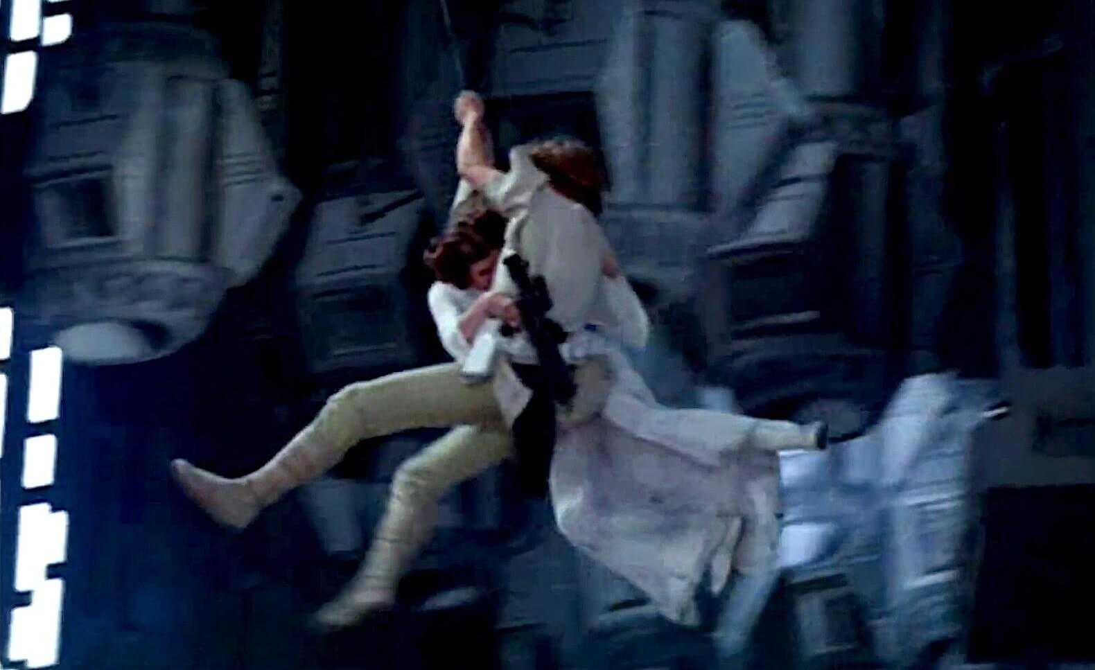 How to Write a Story Outline - Free Script Template - Luke Skywalker Saves Princess Leia