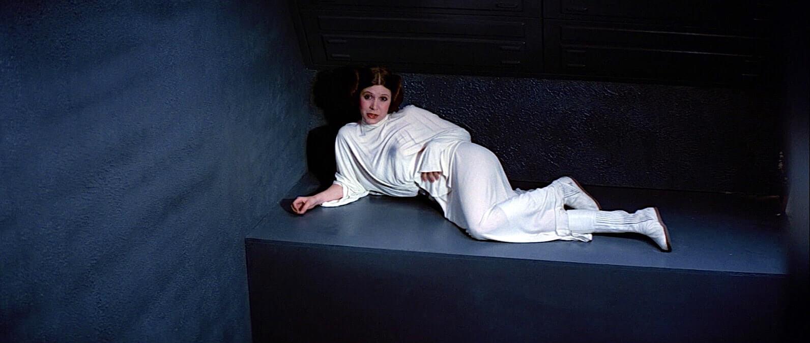 How to Write a Story Outline - Free Script Template - Princess Leia Star Wars