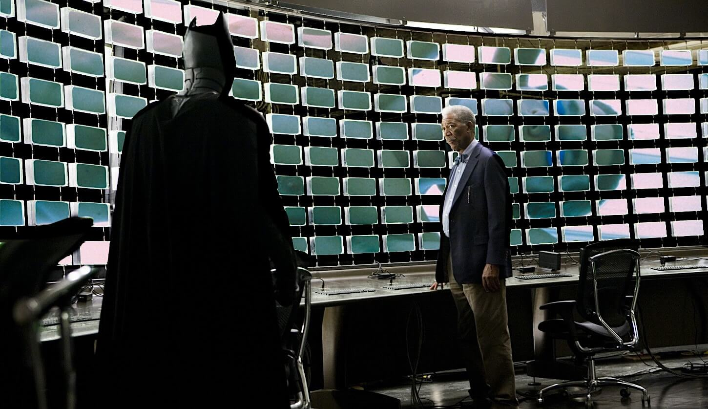 How to Write a Story Outline - Free Script Template - The Dark Knight Lucious Fox