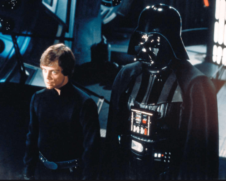 How to use color in film - luke and vader - studiobinder