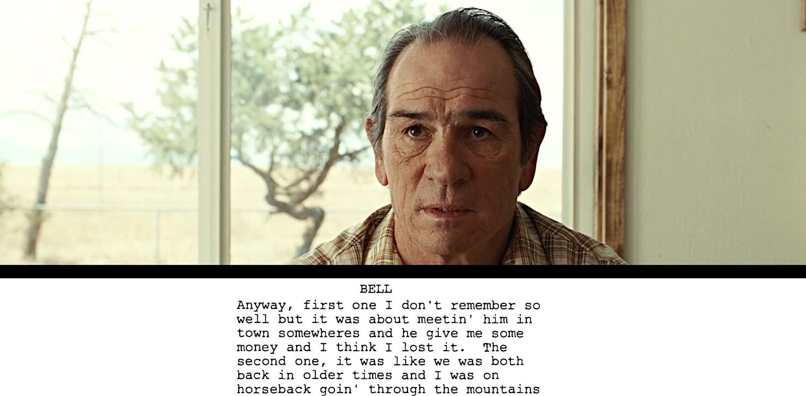 Screenwriting Tips and Strategies from Coen Brothers - No Country for Old Men - 2