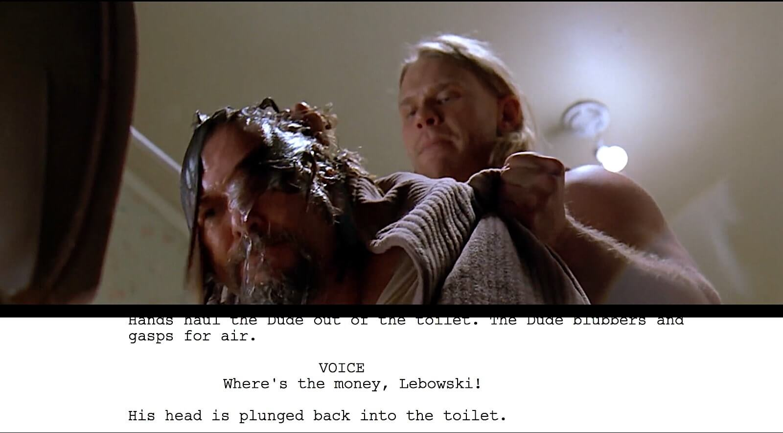 Screenwriting Tips and Strategies from Coen Brothers - The Big Lebowski