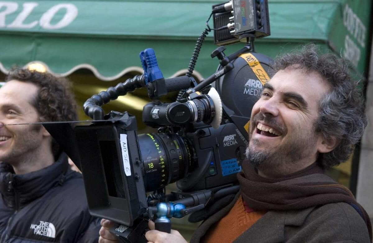 Alfonso Cuaron Movies - Using Long Take