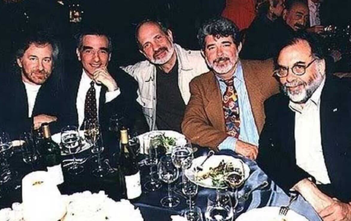 Auteur Theory - The Secret Behind the Best Auteur Directors - Spielberg Dinner Friends