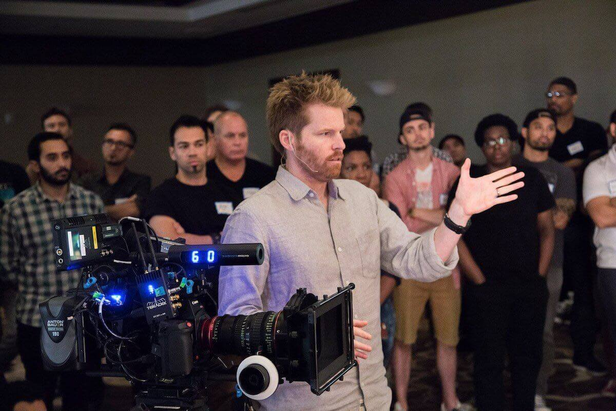 Best Cinematography Tips from Alex Buono - Directing Styles