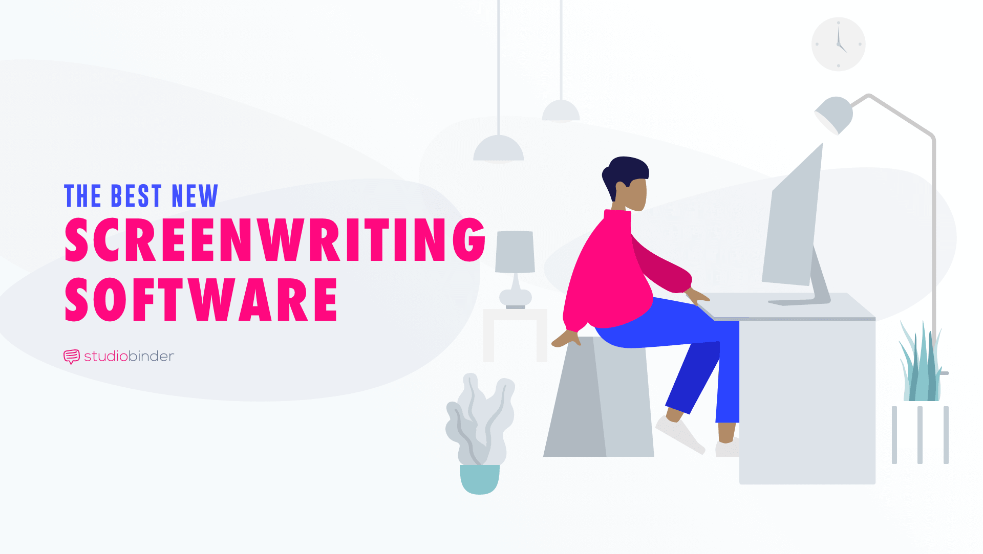 9 Best Screenwriting Software Tools to Use in 2019
