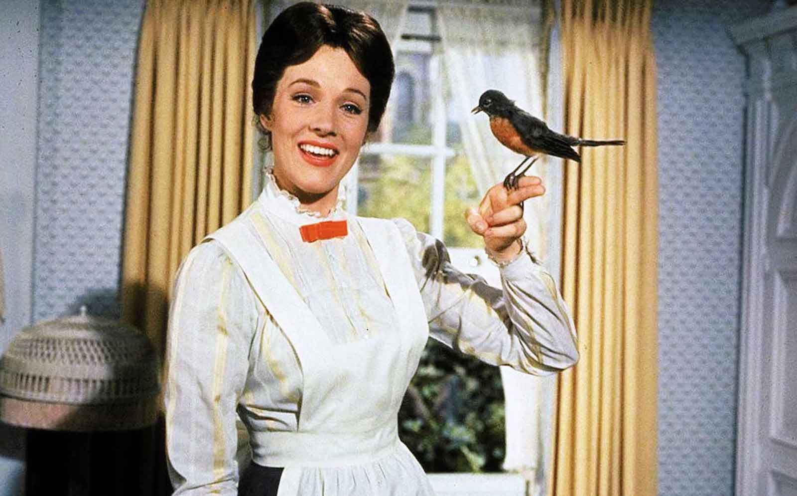 Character Archetypes - Mary Poppins