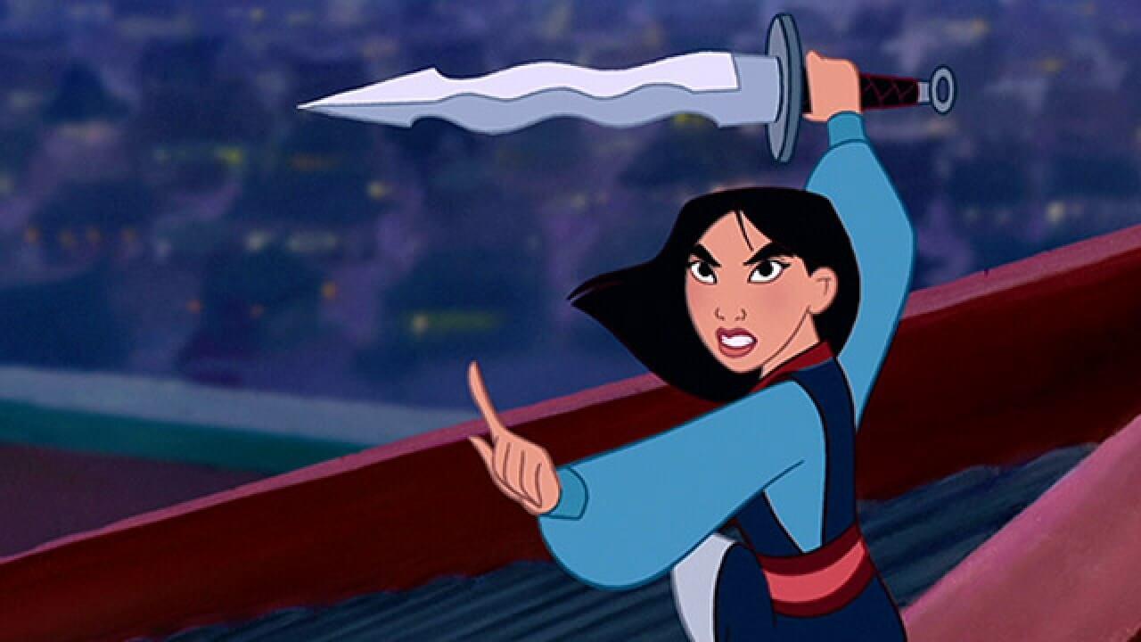 Character Archetypes - Mulan