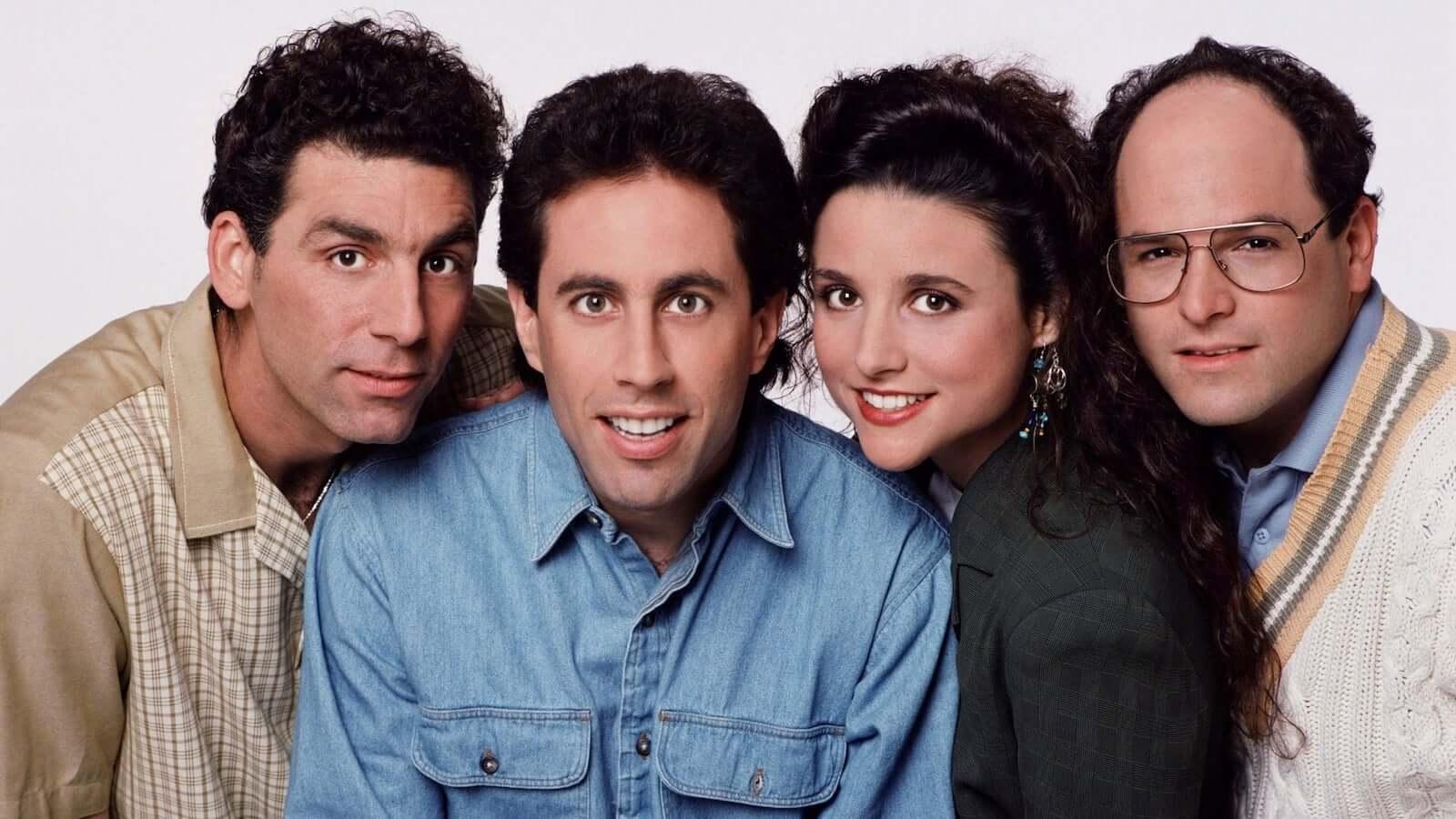 Character Development - Character Arc - Seinfeld
