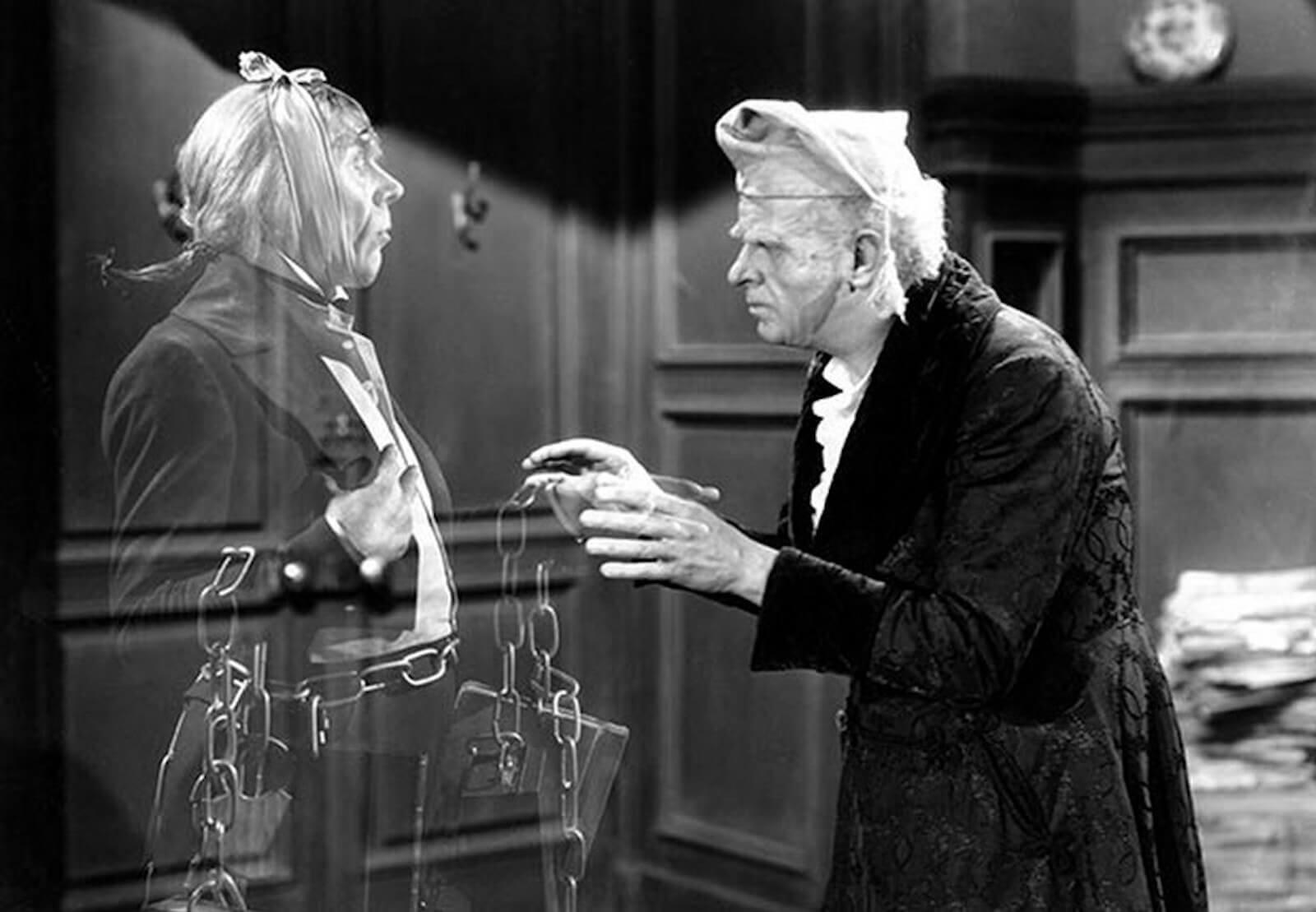 Character Development - Ebenezer Scrooge