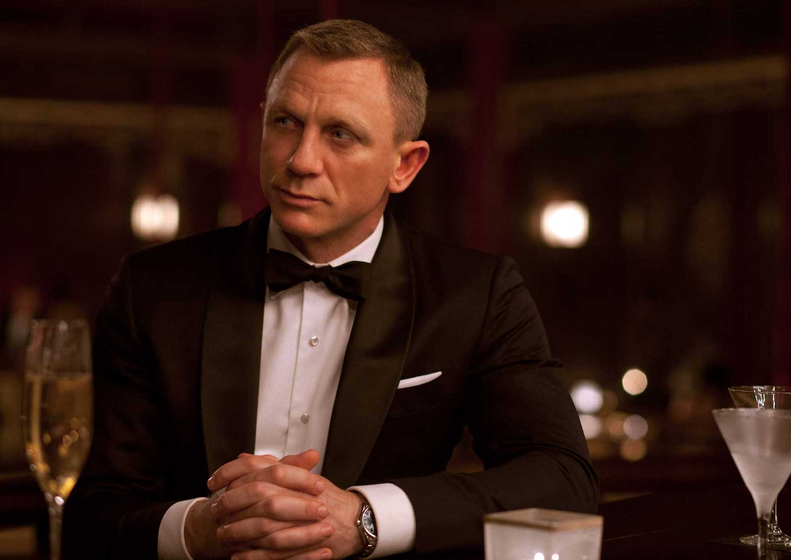 Character Development - James Bone Skyfall