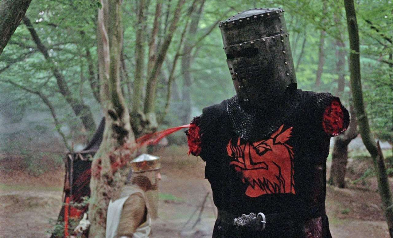 DIY Fake Blood Recipe - Monty Python - Just a flesh wound