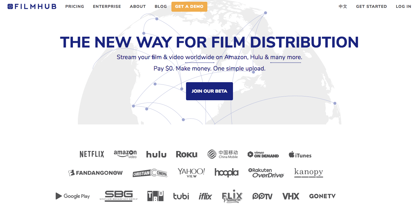 Film Distribution for Film - Film Hub Distribution