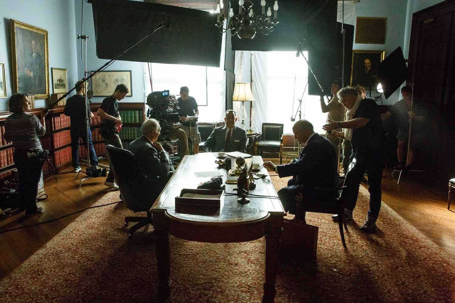 Film Lighting Techniques - 3-Point Lighting - Bridge of Spies