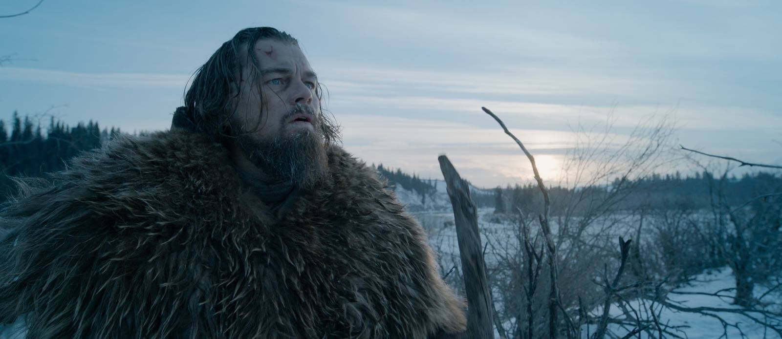 Film Lighting Techniques - 3-Point Lighting - The Revenant