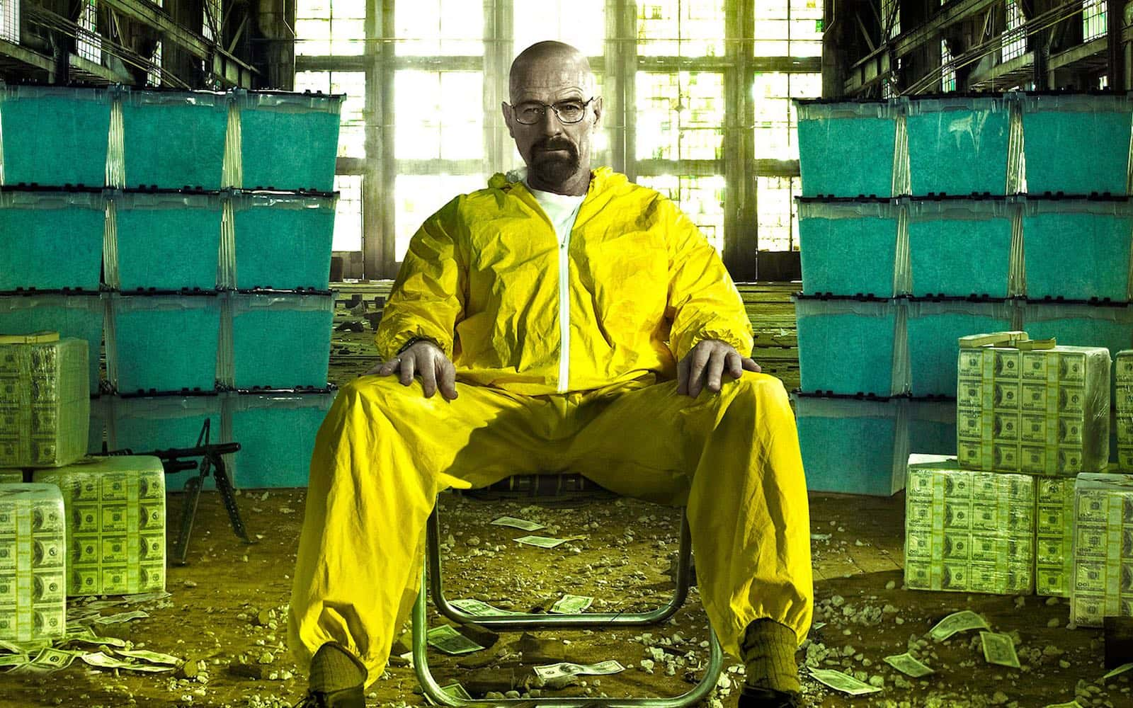 How to Pitch a TV Show - Breaking Bad Walter