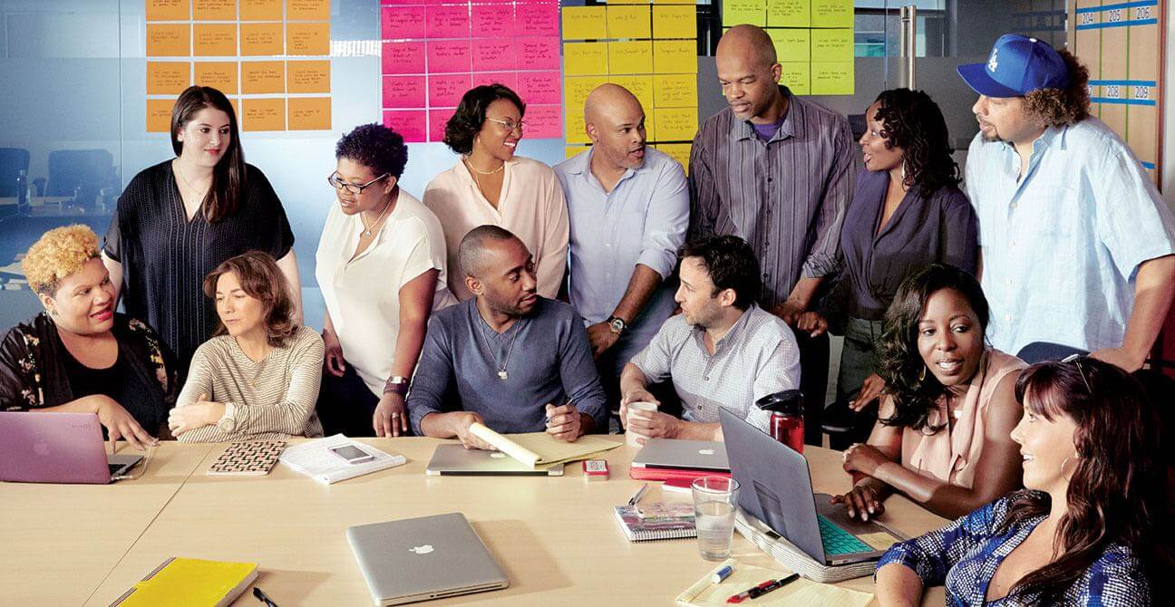 How to Pitch a TV Show - The Empire Writers Room