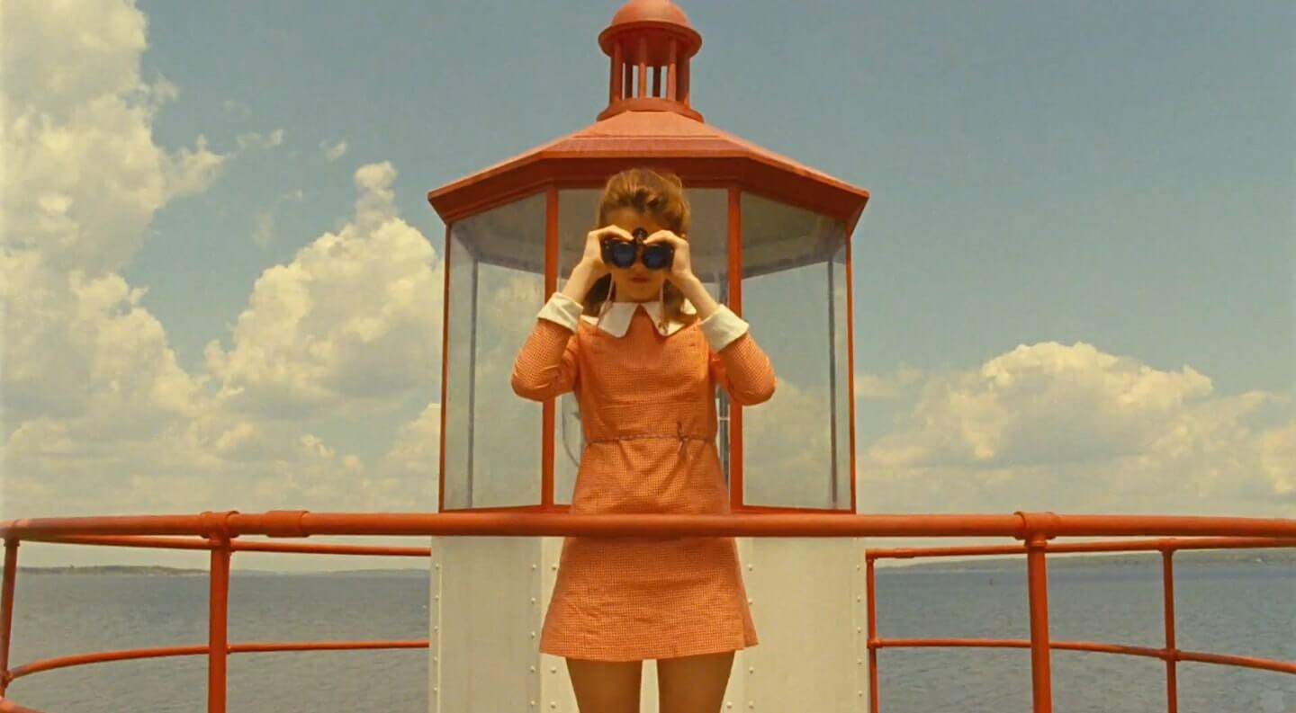 Mise en Scene Definition in Film - Moonrise Kingdom