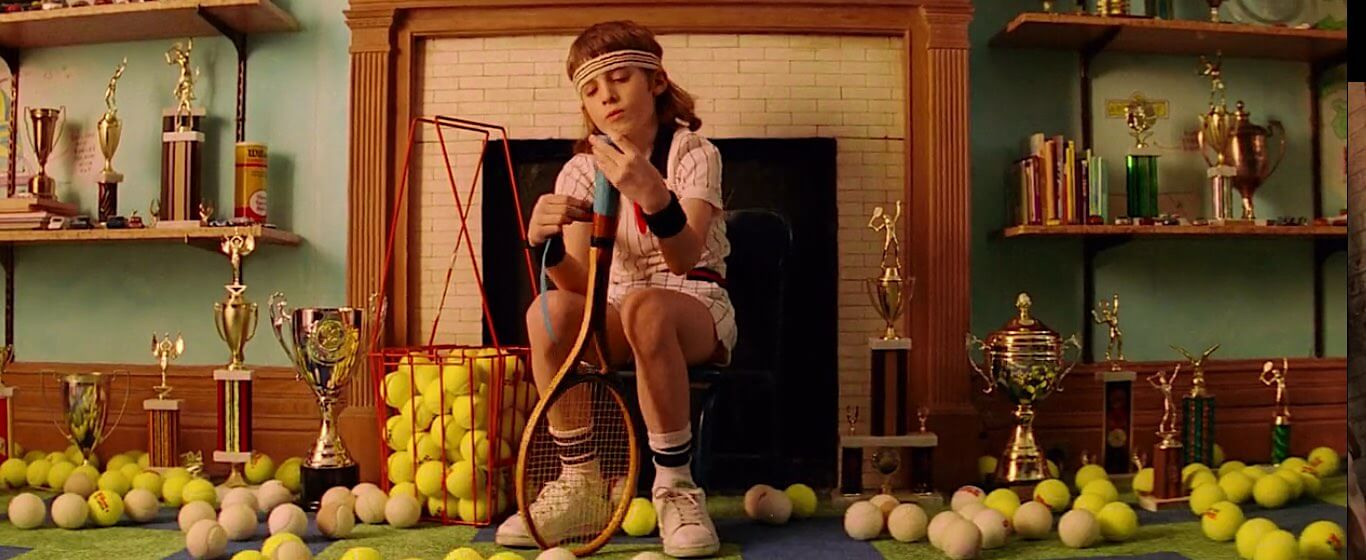 Mise en Scene Definition in Film - The Royal Tenaenbaums 2