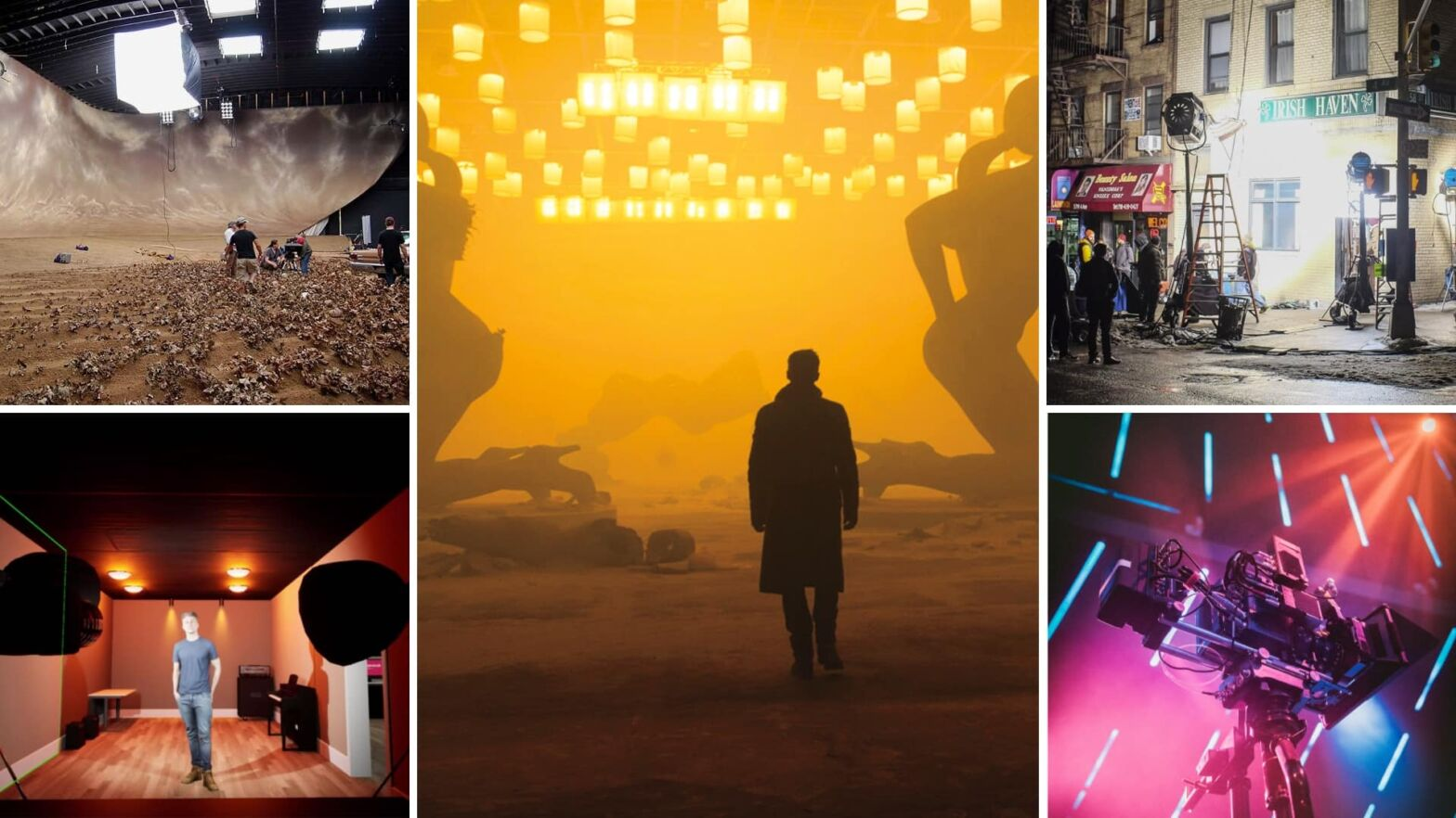 Production Lighting The Best Video Lighting Kits for Filmmakers Featured