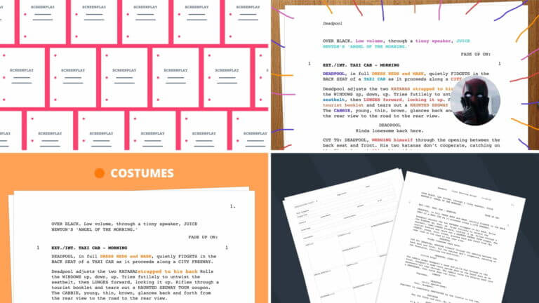 Script Breakdown Colors — How Colors Work in a Breakdown Featured