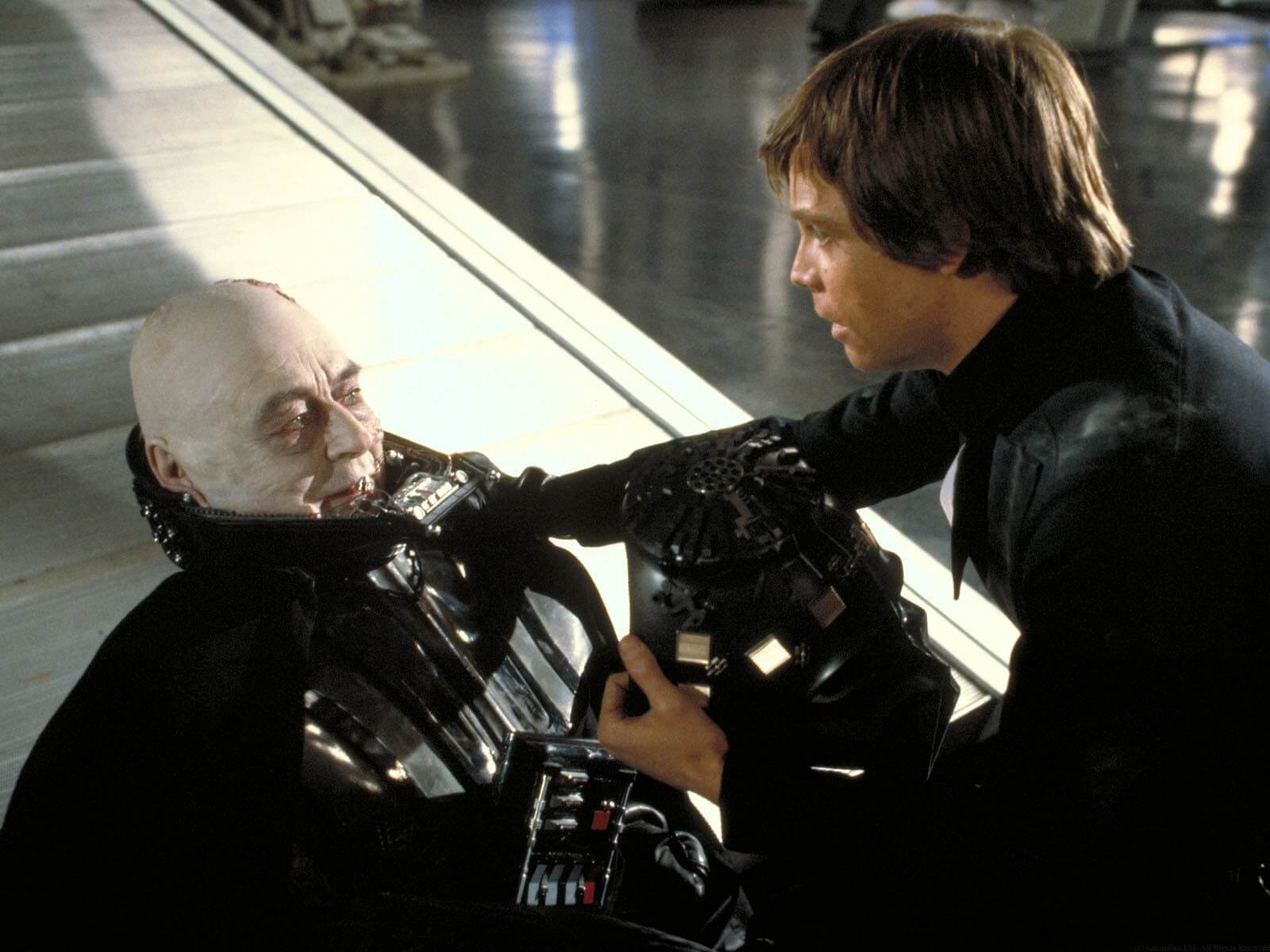 The Hero's Journey - 17 Steps to Craft the Perfect Screenplay - Darth Vader