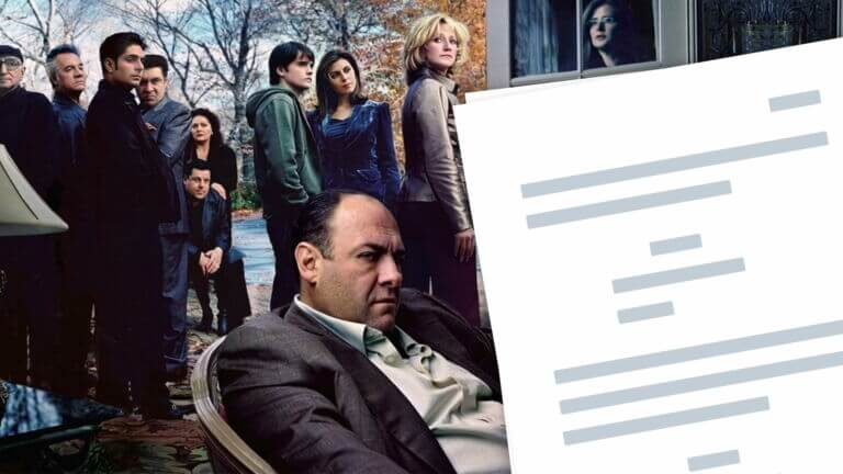 The Sopranos Pilot Script PDF Download and Analysis Featured