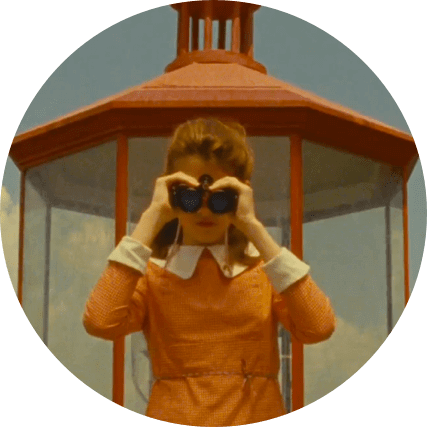 Film Tone Example - Moonrise Kingdom - Visual Storytelling