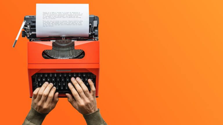 How to Become a Professional Writer - Header - StudioBinder