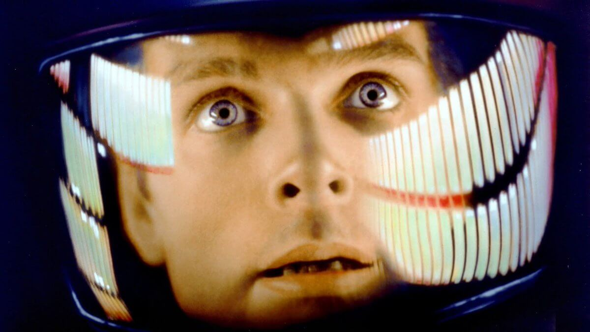 Close Up Shot - The Art of the Camera Angle - 2001 A Space Odyssey