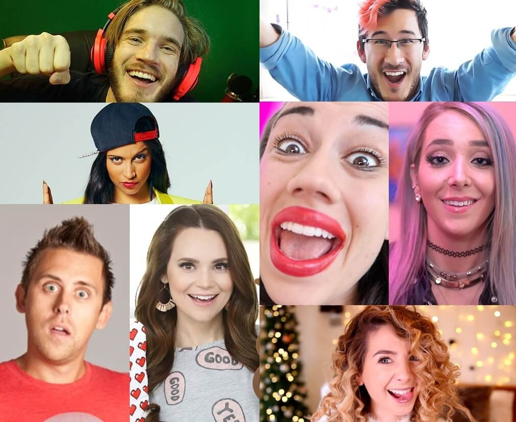 How to Make a YouTube Channel - The Top YouTubers