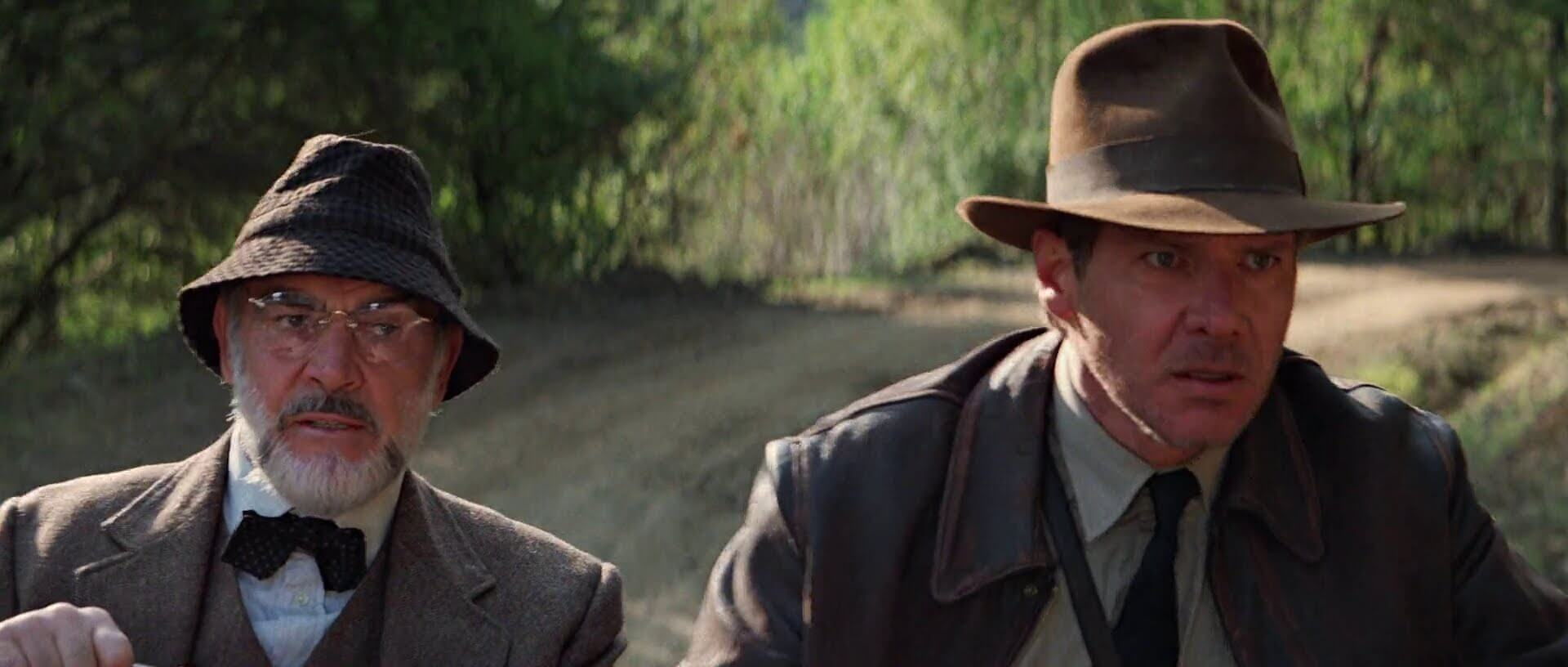 Internal and External Conflict - Indiana Jones