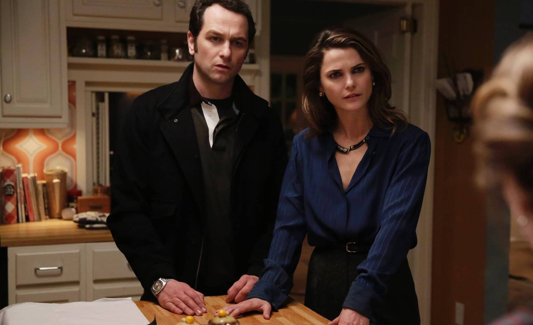 Internal and External Conflict - The Americans
