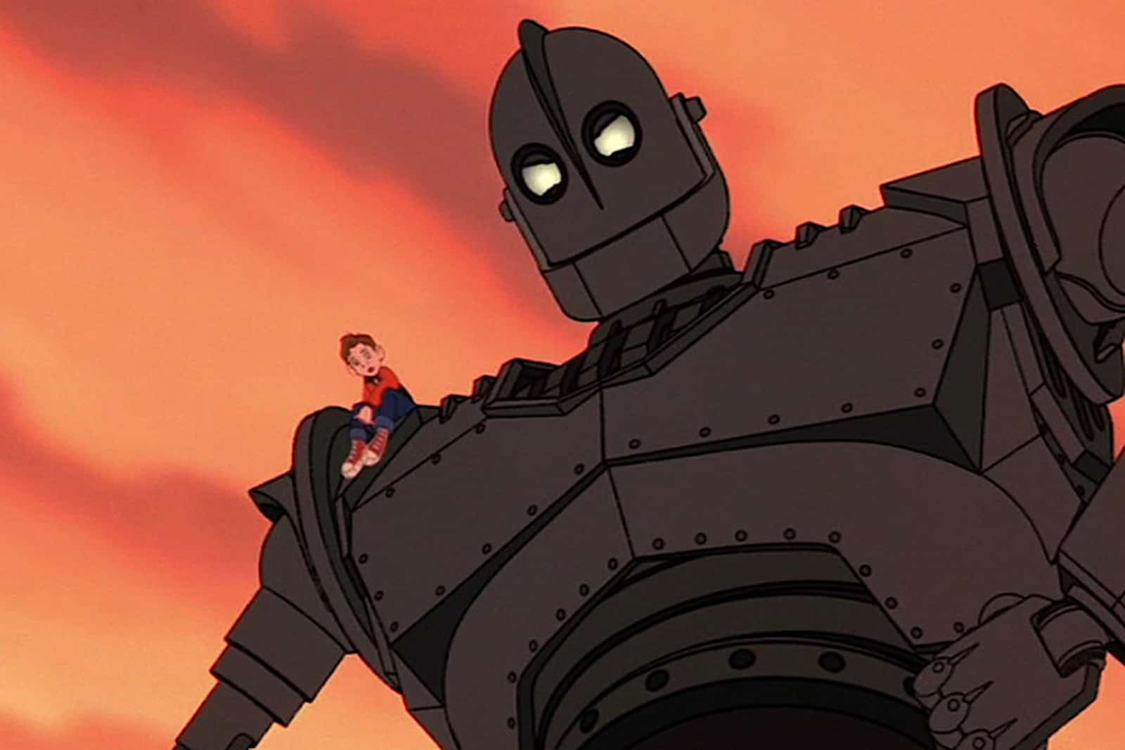 Internal and External Conflict - The Iron Giant