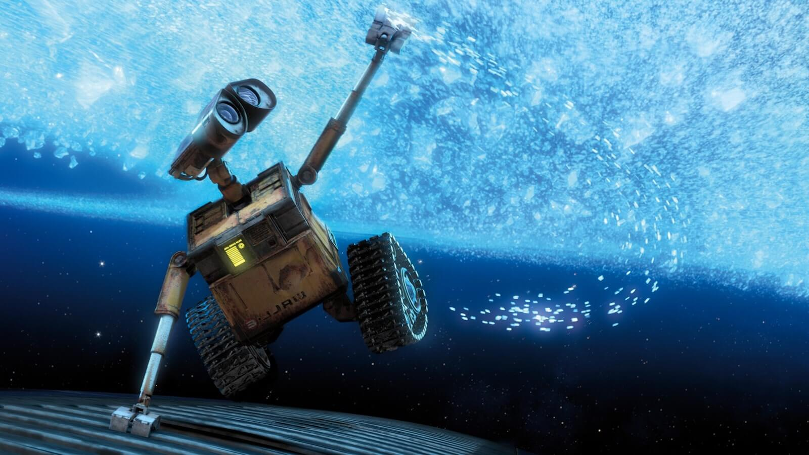 Internal and External Conflict - Wall-E