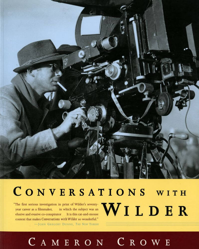 The Best Screenwriting Books for Screenwriters - Conversations with Wilder-min
