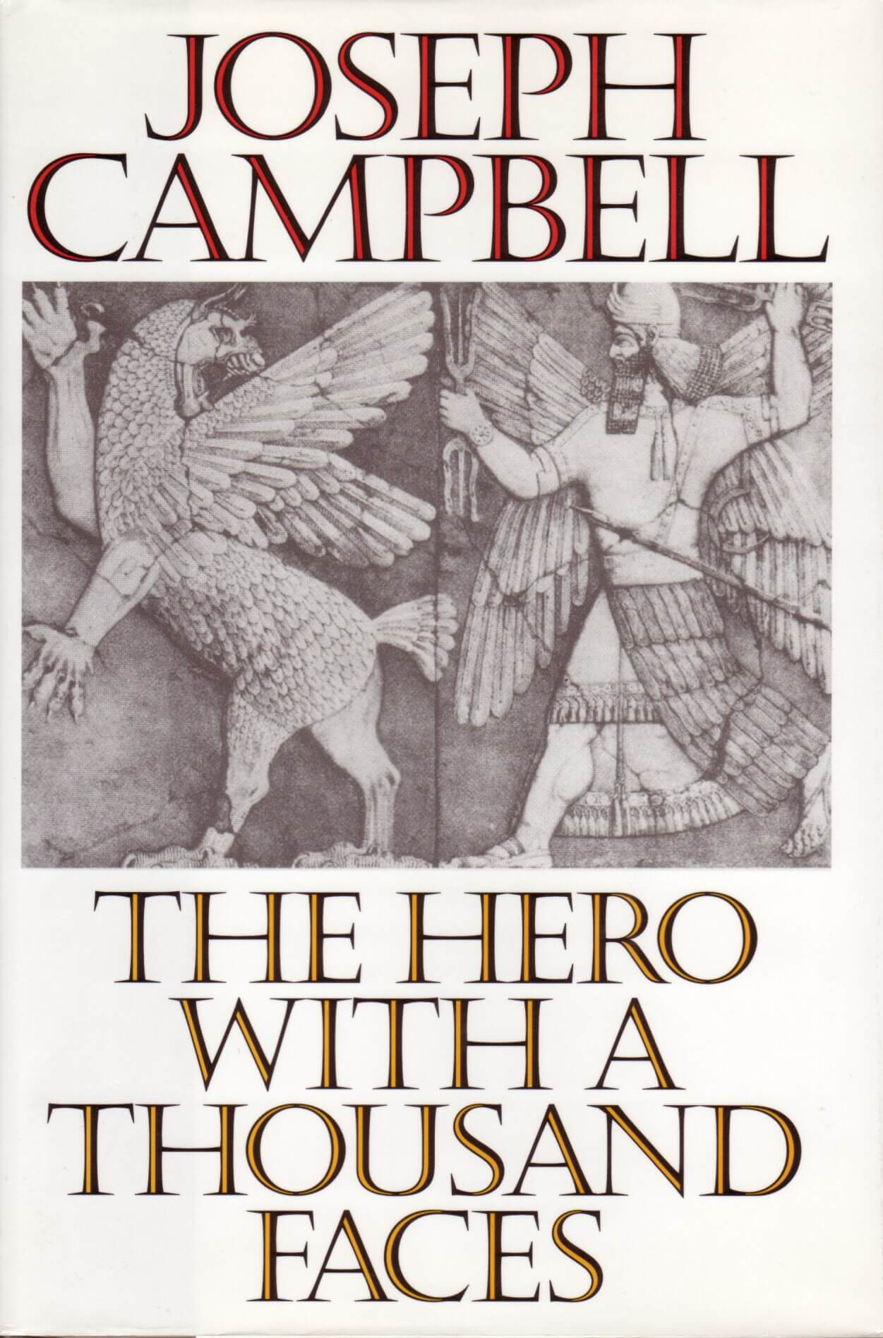The Best Screenwriting Books for Screenwriters - Hero with a Thousand Faces Joseph Campbell