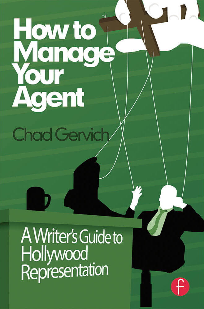 The Best Screenwriting Books for Screenwriters - How to Manage Your Agent-min