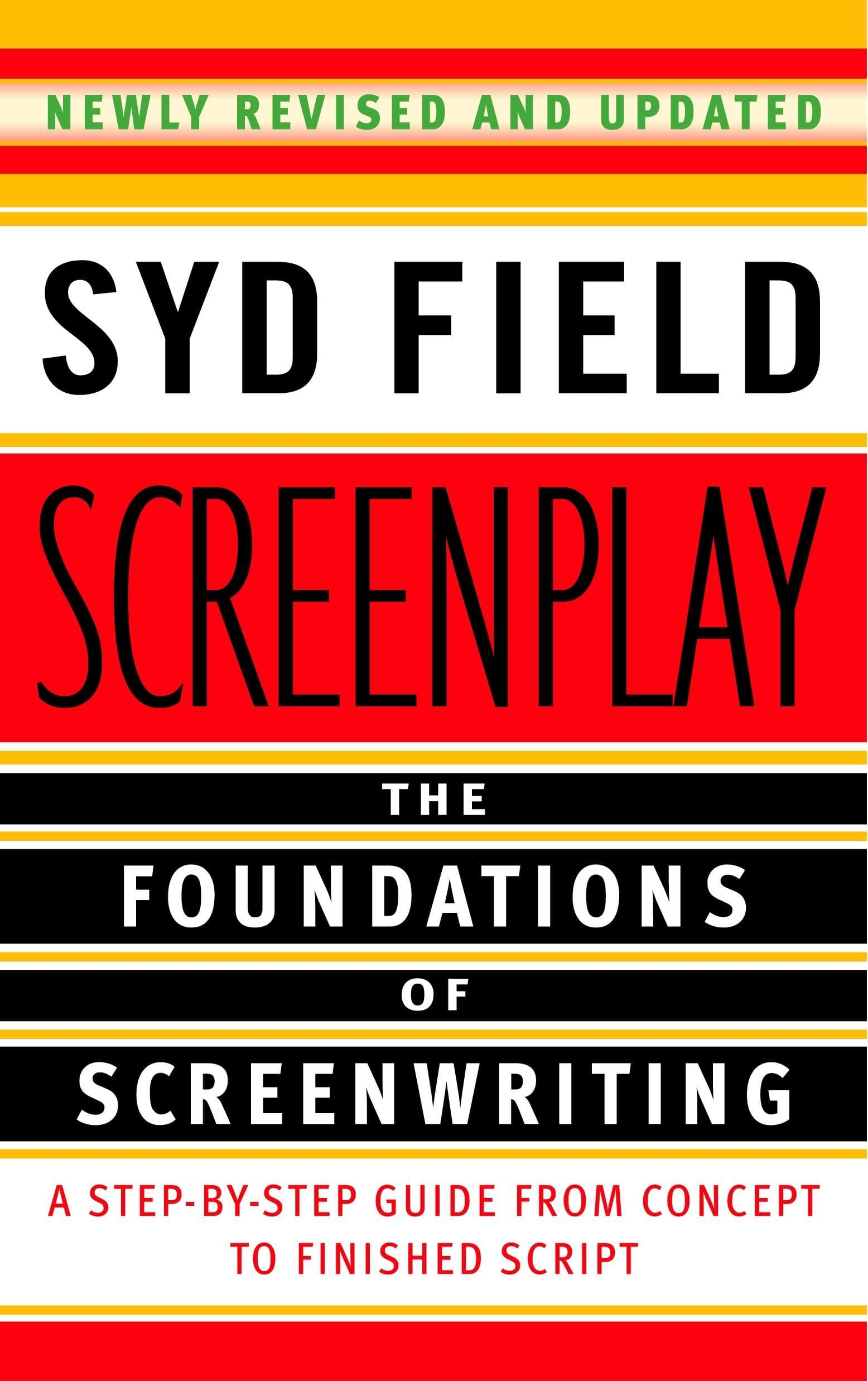 The Best Screenwriting Books for Screenwriters - Syd Field The Foundations of Screenwriting-min
