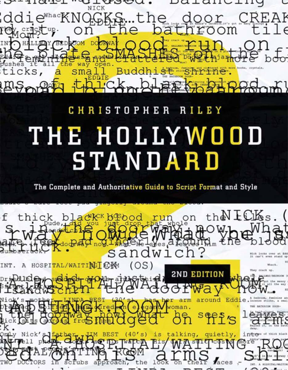 The Best Screenwriting Books for Screenwriters - The Hollywood Standard