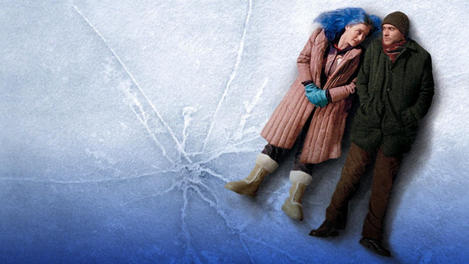 Aerial Shot - Camera angles - Overhead Shot Eternal Sunshine