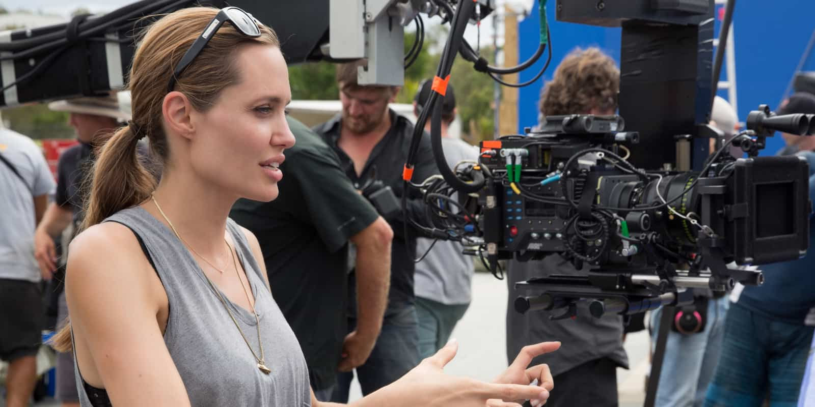 Best Female Directors - Angelina Jolie