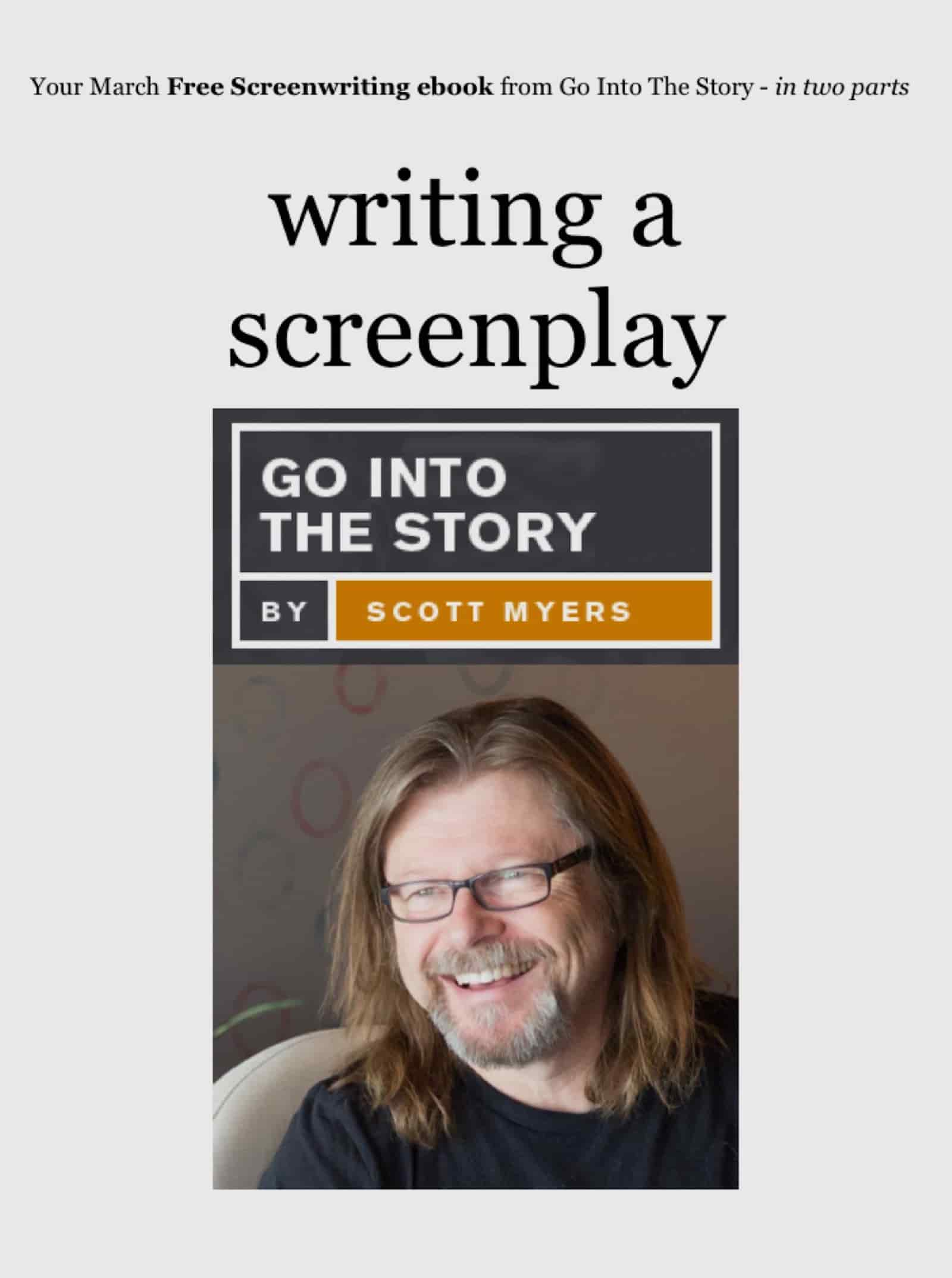 Best Screenwriting Website - Script Writers - Scott Myers