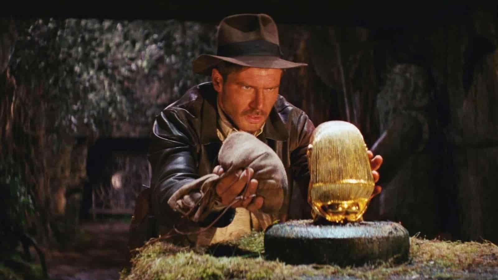 Character Arcs - Plot Structure - Raiders of the lost Ark