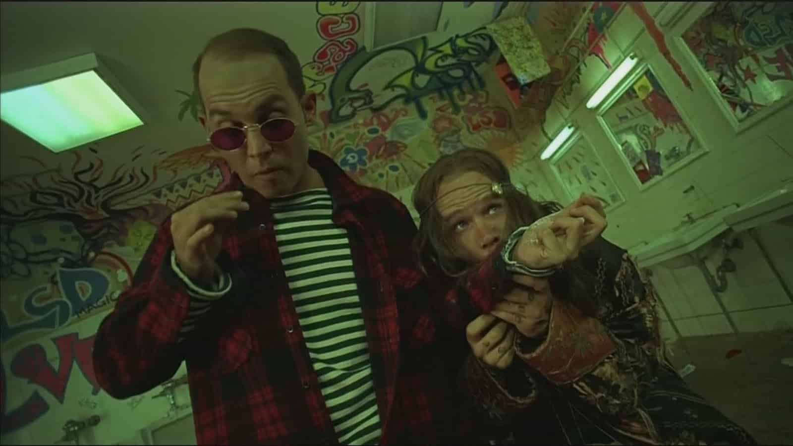 Dutch Angle - Camera Shots - Fear and Loathing
