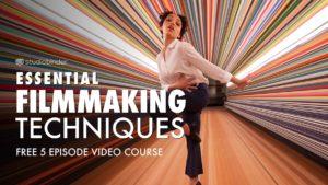 Essential Filmmaking Techniques Video Course - Featured - StudioBinder