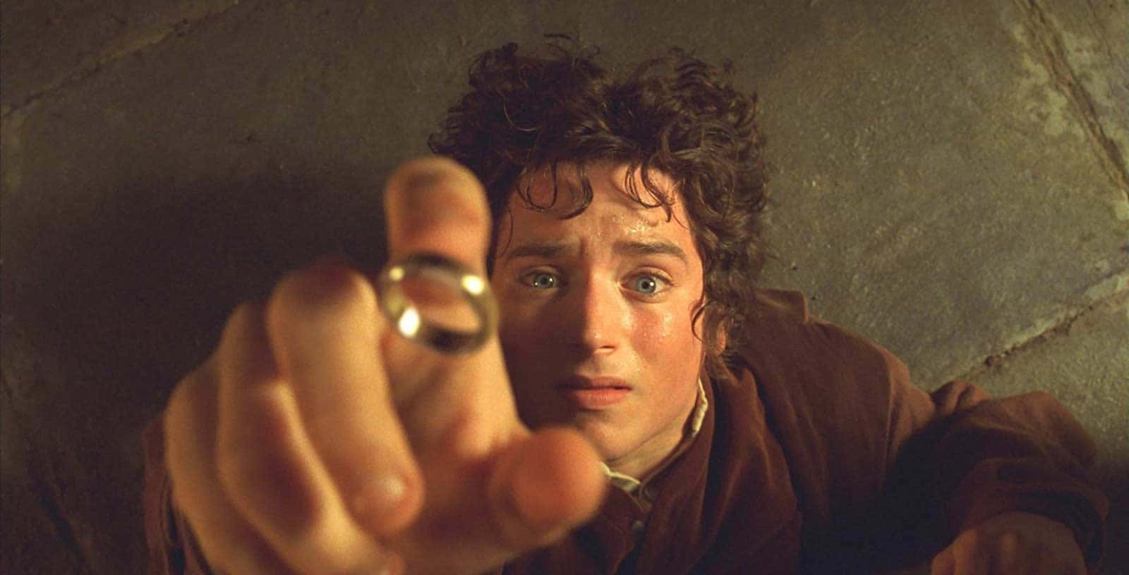 High Angle Shot - Camera Angles - Frodo at a high angle