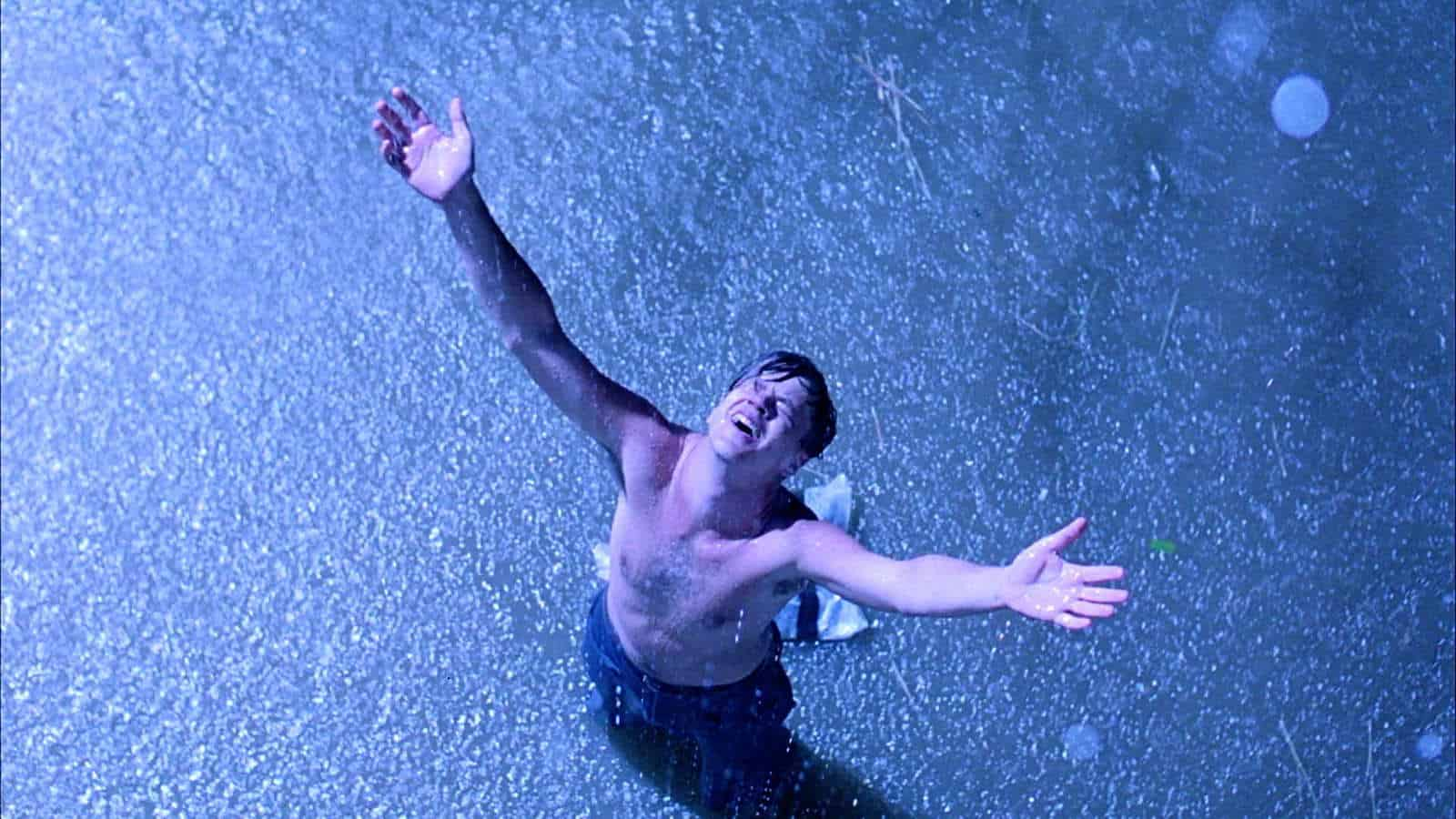 High Angle Shots - Camera Angles -Shawshank